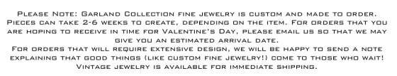 Jewelry Note