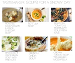 SNOWY DAY SOUPS